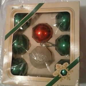 The Pyramid Collection Holiday - Vintage Pyramid Ornament Ranch Industries INC. N.C